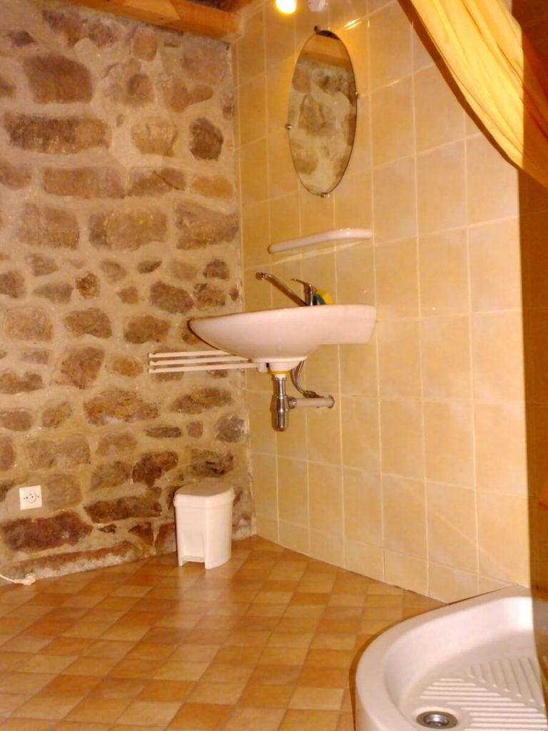 La Blache - Salle de bain